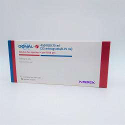 Gonal  F 450 IU  ingection