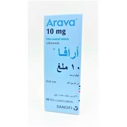 Arava 10 MG for Rheumatoid Arthritis