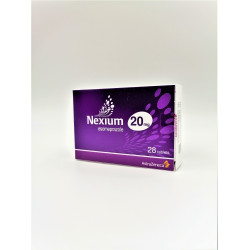NEXIUM 20MG 28 TABLETS