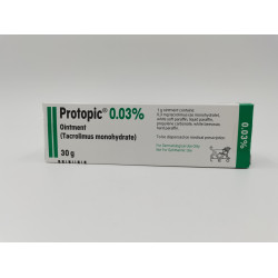 PROTOPIC 0.03 % CREAM