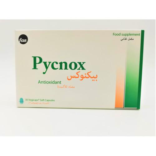 PYCNOX  ANTIOXIDANT CAPSULES