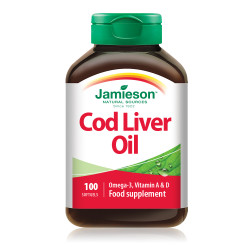 COD LIVER OIL  JAMIESON