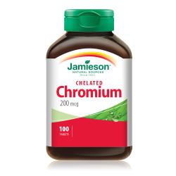 CHROMIUM 200 MCG JAMIESON