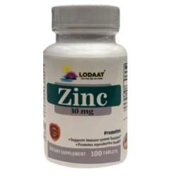 ZINC 30MG  100 TABLETS