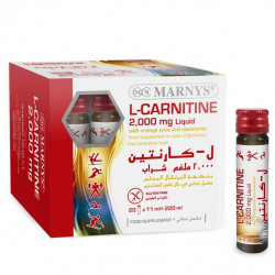 L - CARNITINE 2000 MG LIQUID