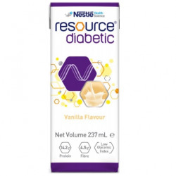 Resource Diabetic Milk Supplement for Diabetic Patients