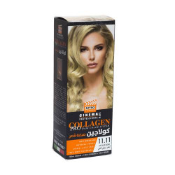 Collagen Pro Hair Color 11.11 - Snow Olive Blond