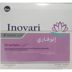 Inovari Sachets for Polycystic Ovary