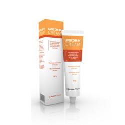 Avalon Avocom-M Cream For Sensitive Area - 30 gm