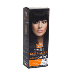 Collagen Pro Hair Color 3.00 - Dark Brown