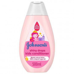 Johnson's Baby Shiny Drops Conditioner - 500 ml