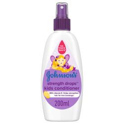 Johnson's Baby Shiny Drops Kids Conditioner Spray - 200ml