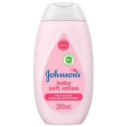 Johnson's Baby Soft Lotion - 300ml