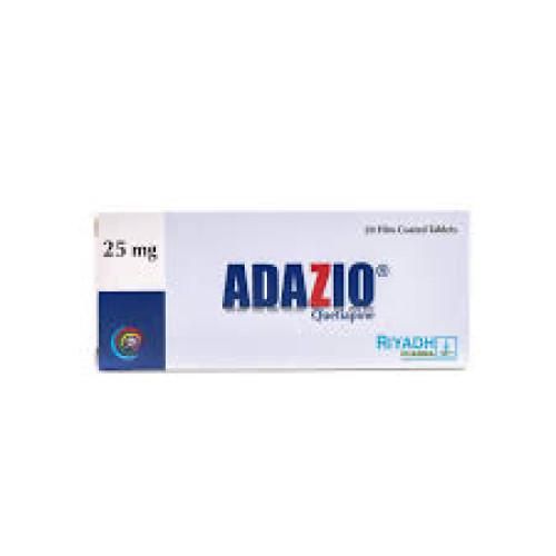 ADAZIO 25 mg - 20 tablets