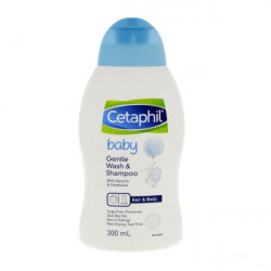 Cetaphil Baby Gentle Wash & Shampoo - 300 ml