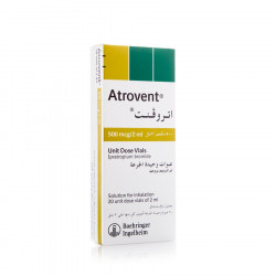 ATROVENT VIAL - 500MG