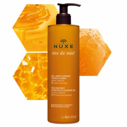 NUXE 1+1 FREE RDM 4070 FACE CLEANSING GEL