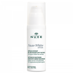 Nuxe White Whitening Face Serum + Sun Protection Cream