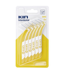 KIN INTERDENTAL 1.1mm TOOTHBRUSHES