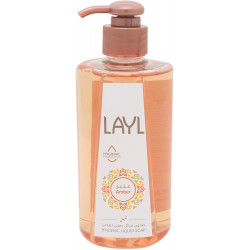 AMBER HAND SOAP 400ML LAYL