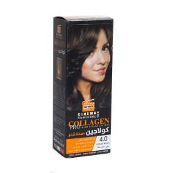 Collagen Pro Hair Color 4.0 - medium brown