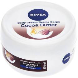 NIVEA BODY CREAM COCOA BUTTER 200ML