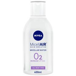 Nivea Micellair Water Make Up Removing - 400 ml
