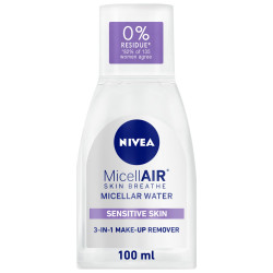 Nivea Micellair Water Makeup Remover - 100 ml