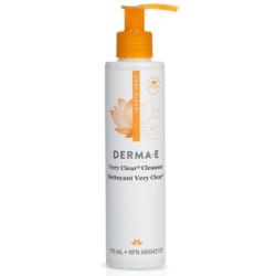 Very Clear Acne Cleanser 175ml Derma E