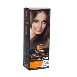 Collagen Pro Hair Colo 8.23 - Light Chestnut