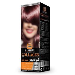 Collagen Pro Hair color 4.5 - Maroon