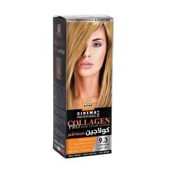 Collagen Pro Hair Color - 9.3 Hazel Blond