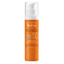 Avene Fluid SPF 50+ Fragrance free 50 ml