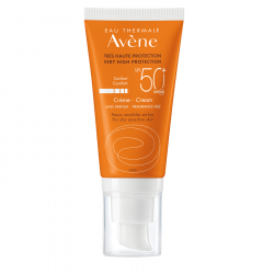 Avene Cream SPF 50 fragrance free 50 ml