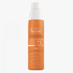 Avene 50+ spray No white streaks 200ml