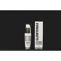 GLOWTOMAX ANTI WRINKLE EYE CREAM 50 ML WITH GLUTATHIONE +  صابونة التفتيح مجانا
