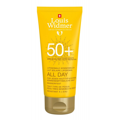 LOUIS WIDMER ALL DAY 50+ NP 100ML