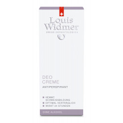 DEO CREAM SCENTED 40ML LOUIS WIDMER