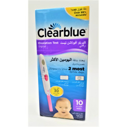 CLEARBLUE OVULATION TEST DIGITAL