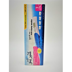 CLEARBLUE PREGNANCY TEST WITH WEEK INDICATOR