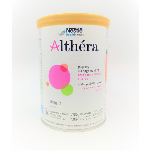 ALTHERA Milk Powder 400 Gram