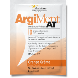 ARGIMENT AT High protein/nitrogen for staged wounds
