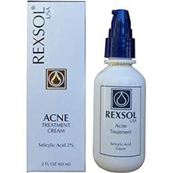 REXSOL ACNE TREATMENT CREAM 60 GM