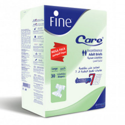 Fine Life adult Large - 30 diapers