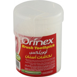 ORINEX BRUSH TOOTHPICK 300PC