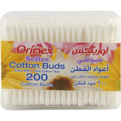 ORINEX COTTON BUDS EXTRA 200 PC