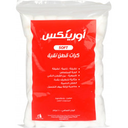 ORINEX  COTTON PADS PURE ZIP BAG   50 G