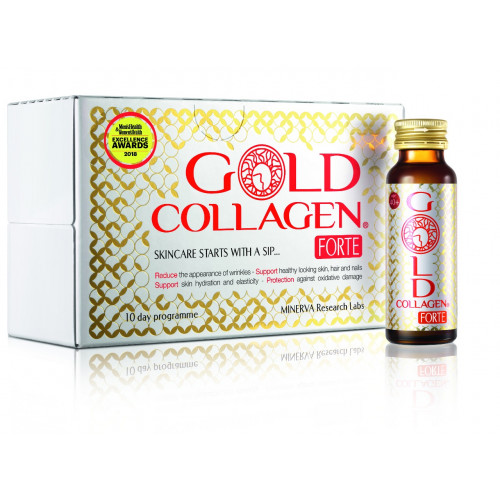 Gold Collagen Forte 10 bottles * 50ml
