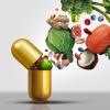 الفيتامينات والتغذية الصحية